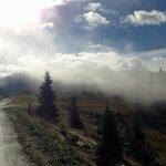 Sonne nach dem Nebel