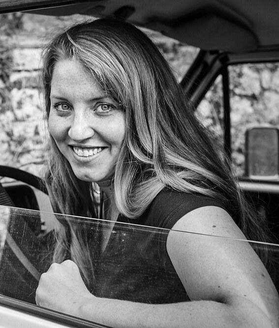 Portrait Tatjana Reichart